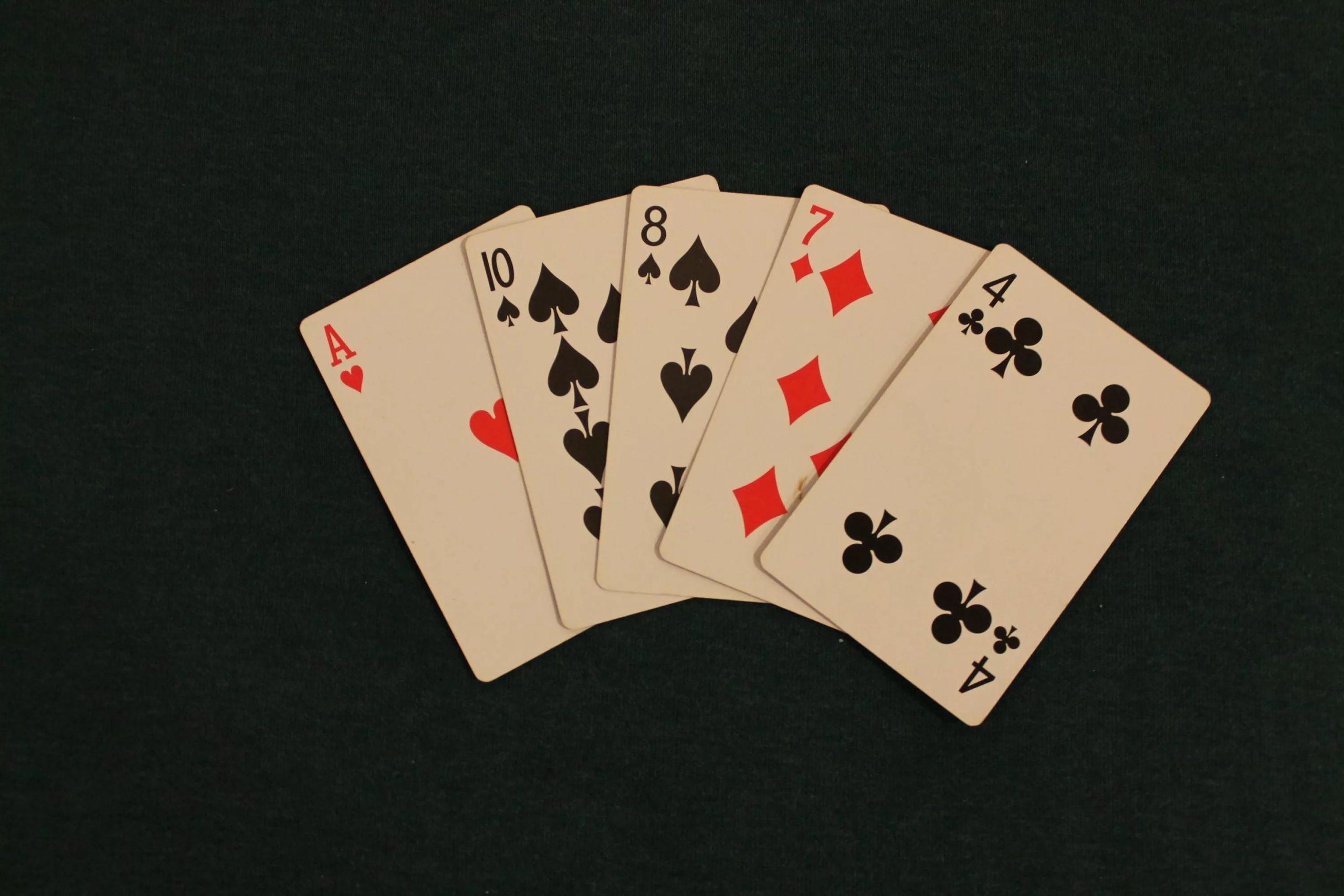 Games Poker Online